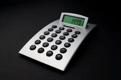 Calculadora electrónica Imagenes de archivo