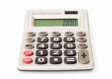 Calculadora eletrônica Foto de Stock