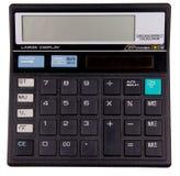 Calculadora isolada Foto de Stock Royalty Free