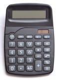 Calculadora isolada Imagem de Stock Royalty Free