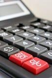 Calculadora profissional imagem de stock royalty free
