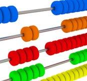 Calculadora retro Imagem de Stock