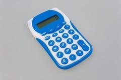 Calculadora torcida Fotos de archivo