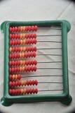 Calculadora vieja de Foto Fotos de archivo