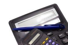 calculadoras Imagem de Stock Royalty Free