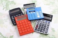 calculadoras Fotos de Stock
