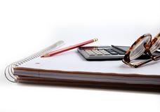 Calculating Stock Photos
