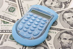 Calculating Finances Stock Images