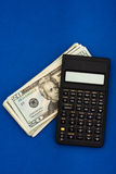 Calculating Interest Royalty Free Stock Photo