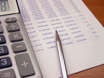 Free Calculation Royalty Free Stock Photos - 6738