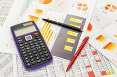 Calculation Stock Image