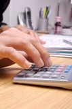Calculation 4 Stock Photography
