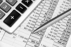 Calculation Stock Photo