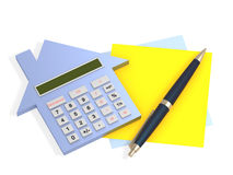Calculation Stock Images
