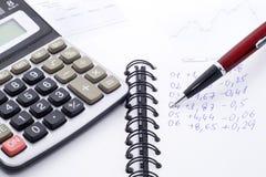 Calculations Stock Photos