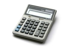 Calculator-1 Stockfotografie