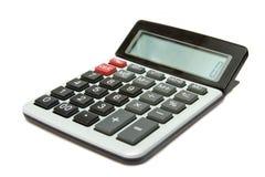 Calculator. Isolated on white background Stock Photos