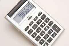 Calculator. Stock Photography