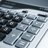 Calculator Royalty Free Stock Photo