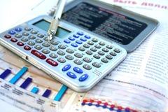 Calculator Stock Photography