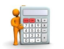 Calculator Royalty Free Stock Photos