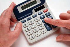 Free Calculator Royalty Free Stock Images - 1825449