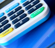 Calculator 3 Stock Photography