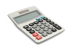 Free Calculator Royalty Free Stock Images - 48486109