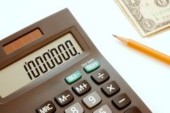 Calculator 5 Stock Photos