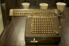 1973 Calculator Stock Foto
