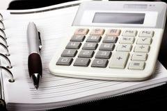 Calculator Stock Photo