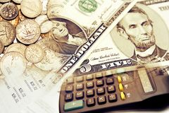 Finance concept Stock Images
