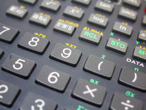 Calculator Royalty Free Stock Photography