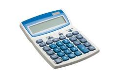 Calculator blank display Stock Image