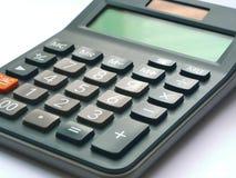 Calculator close up Royalty Free Stock Photos