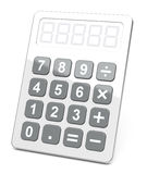 The calculator Royalty Free Stock Image