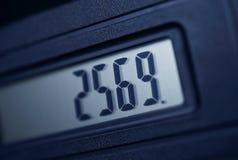 Calculator Digits Royalty Free Stock Photo