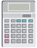 Calculator For Simple Arithmetic Royalty Free Stock Photos