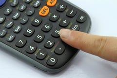 Calculator Stock Image