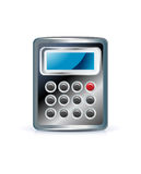 Calculator icon Royalty Free Stock Photography
