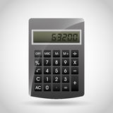 Calculator icon Royalty Free Stock Photos