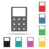 Calculator icon. Elements in multi colored icons for mobile concept and web apps. Icons for website design and development, app de. Velopment on white background Stock Photo