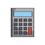 Calculator icon image Royalty Free Stock Image