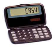 Calculator II Stock Image