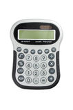 Calculator isolated Royalty Free Stock Images