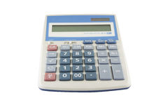 Calculator isolated Stock Photo