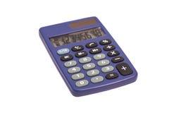 Calculator isolated Royalty Free Stock Photos