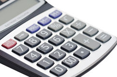Calculator keypad. Stock Photo
