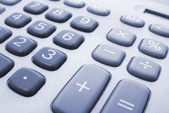Calculator Keys Stock Images