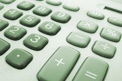 Calculator Keys Royalty Free Stock Photos